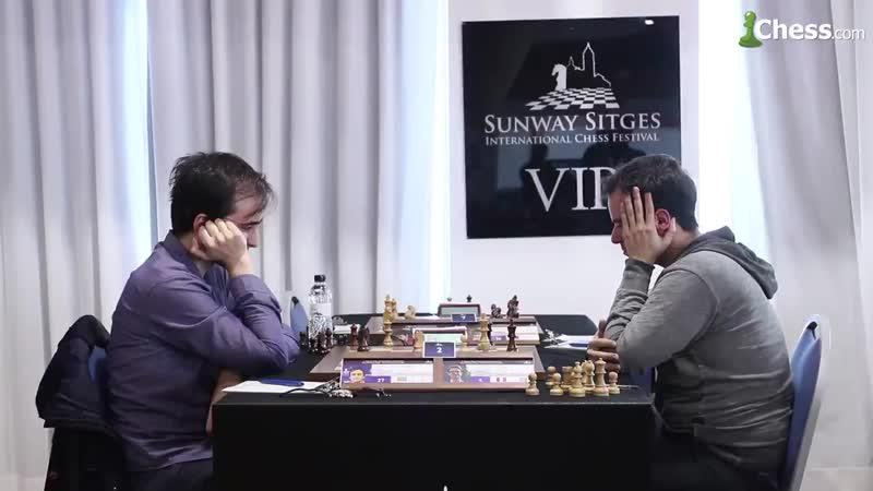 Le vainqueur surprise du 5ème tournoi international d'échecs de Sitges est l'Espagnol Alvar Alonso Rosell