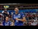 22 09 2018 20 35 Волейбол Чемпионат мира Мужчины 2 этап 2 тур Группа H Польша Франция