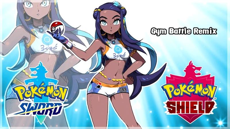 Pokémon Sword Shield - Gym Leader Battle Theme Remix