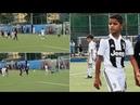 Cristiano Ronaldo Junior 18/19 ● Crazy skills/Goals |HD