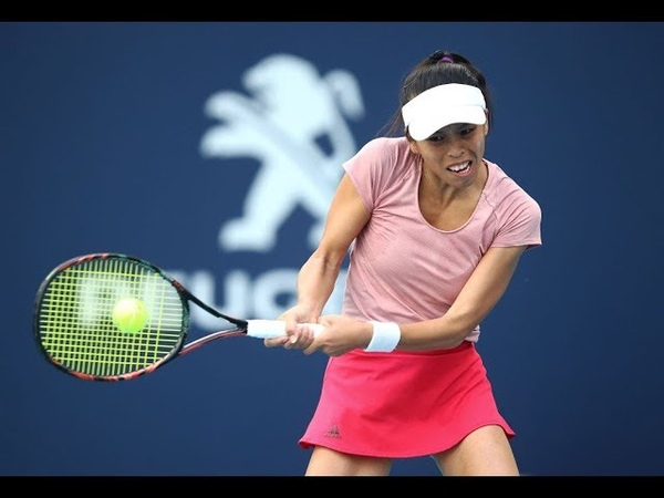 Hsieh Su-Wei | 2019 Miami Open Day 5 | Shot of the Day