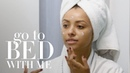 Kat Graham's Nighttime Skincare Routine Go To Bed With Me Harper's BAZAAR