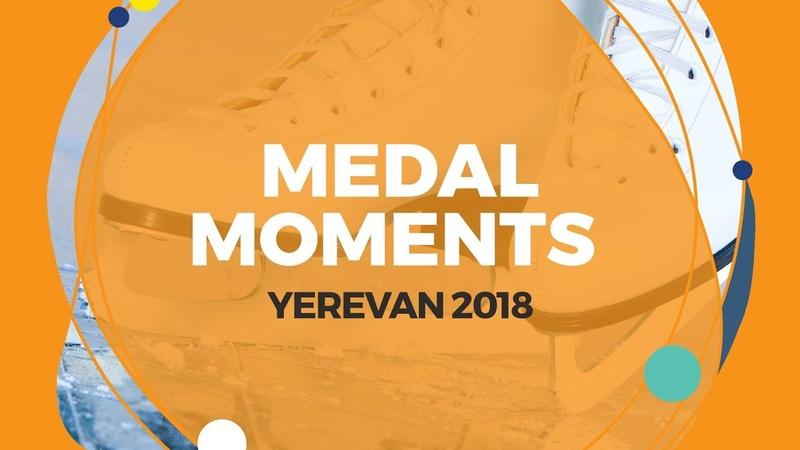 Medal Moments Just Do Yerevan 2018