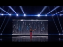Glennis Grace_ Singer Performs Powerful