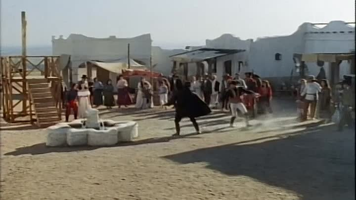 El Zorro 1990 S1Ep15 - A Deal with the Devil - DVDRip VHSrip - Latino by optimusprime armando