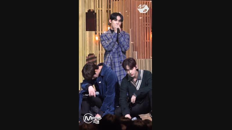 [FANCAM] 15.11.2018: BTOB - Beautiful Pain (Фокус на Хёншика) @ M!Countdown