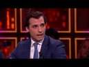 Thierry Baudet over migrantenverdrag - RTL LATE NIGHT MET TWAN HUYS