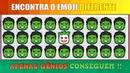 Encontre o Emoji Diferente !! Heróis - Part 3
