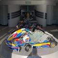 "Fernando Alonso on Instagram: ""Visitando la fábrica. FA kart 🏆🏆🏆 3x times world Champion . #karting #FAkart"""