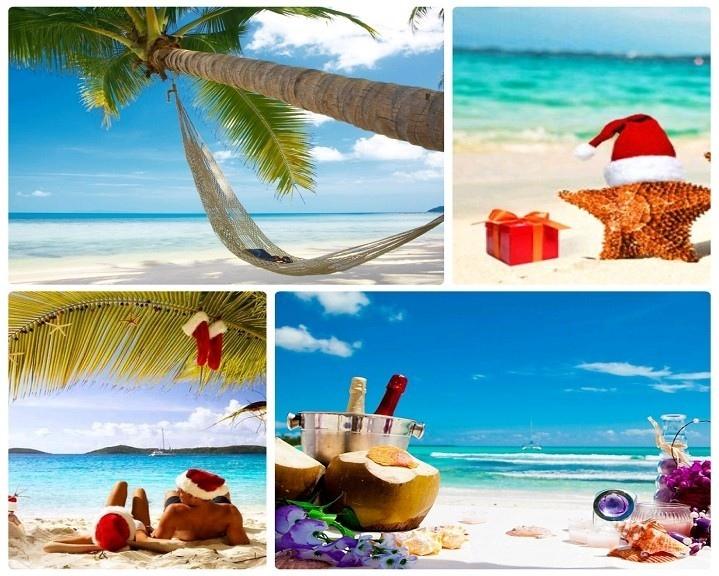 доминикана новый год картинки открытки