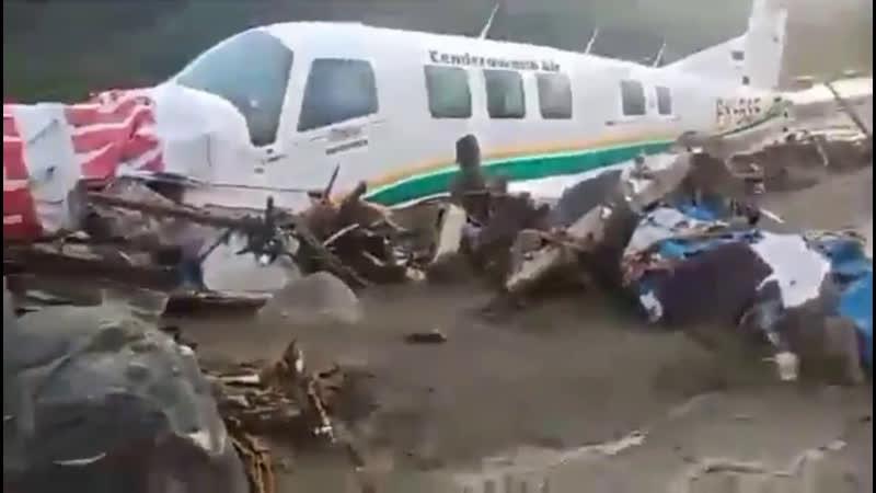 1949 Индонезия. Землетрясение. Сель. Дождь. 17 марта 2019.