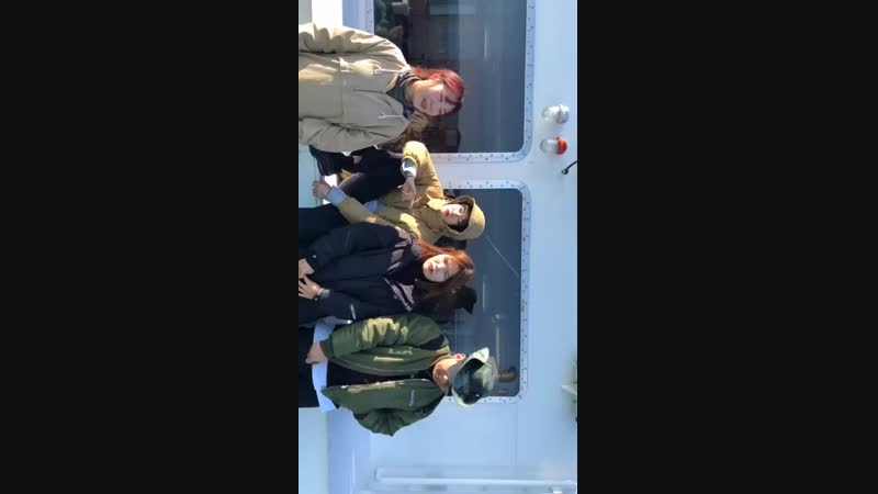 Jaejin insta story (4) 24.10.2018
