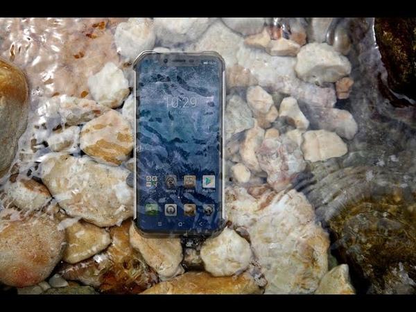Blackview BV9600 Pro Dual Cameras Perfect Shot Helio P60 Full Netcom rugged phone
