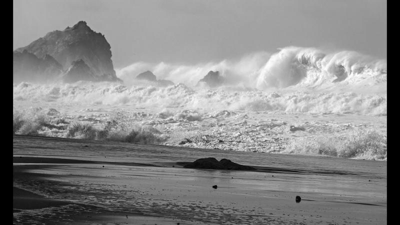 Massive Waves Slam California, Oregon and Washington State Coastline