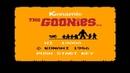 The Goonies NES Прохождение
