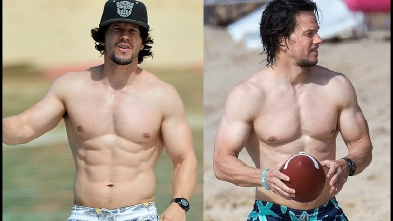 Mark Wahlberg - He's in GREAT shape his whole life | Body Transformation, Diet and Training