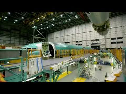 Really Amazing A must watch for all aviation maintenance personnel Boeing Assembly Line