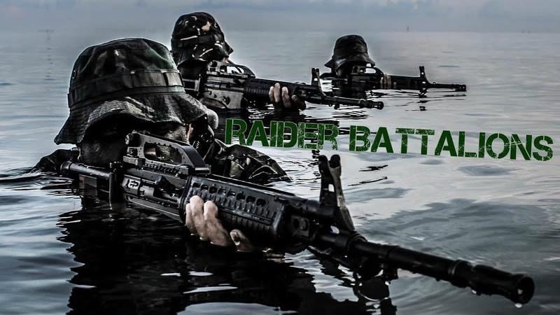 Batalyon Raider TNI AD - Elite Infantry Battalions Of The Indonesian Army