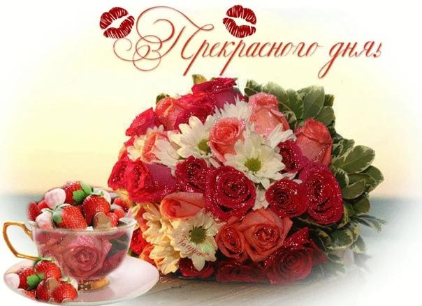 Прекрасного и удачного дня вам,самые милые,симпатичные и, главное,самые внимательные, друзья мои!