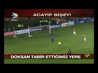 Galatasaray 4-3 Bordeaux (Acayip Bişey) Kanal D