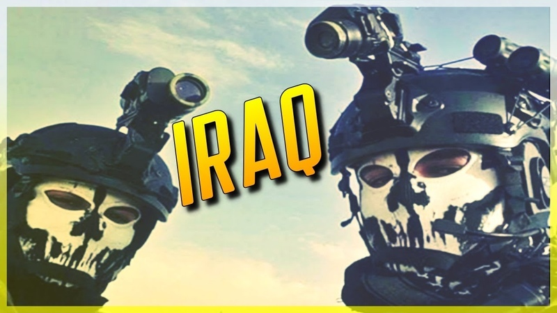 IRAQI GOLDEN DiViSiON SPECIAL FORCES 2019