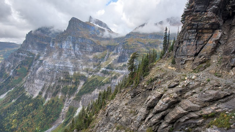 Glacier National Park Backpacking - Kintla to Bowman - September 2018