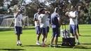 SelecciónMayor Entrenamiento en Cidade Do Galo antes de enfrentar a Paraguay