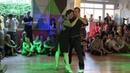Jose Halfon y Virginia Cutillo at Practica DNI Buenos Aires 2016 3