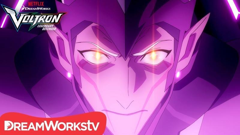 Season 8 Trailer 2 | DREAMWORKS VOLTRON LEGENDARY DEFENDER
