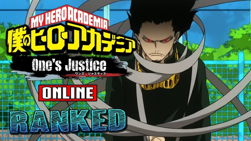 Who Should I Learn Next Boys? My Hero Academia: One's Justice Online Ranked 52
