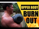 INTENSE Upper Body Kettlebell Complex [BLAST Your Core, Delts, Back] | Chandler Marchman