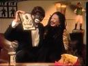 Howard Stern In Black Face as Ted Danson Da Woopi