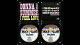 DONNA SUMMER - I FEEL LOVE (PATRICK COWLEY MEGA-MIX, MEGA EDIT 1982)