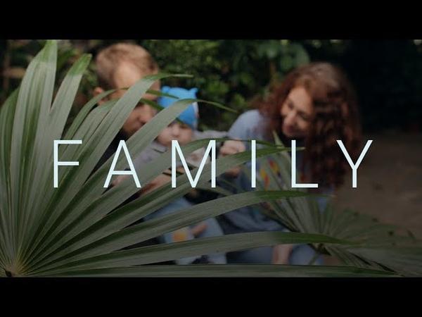 Семейные ценности - семья Антипиных