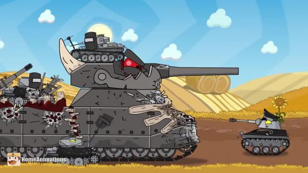 World of Tanks Отступление