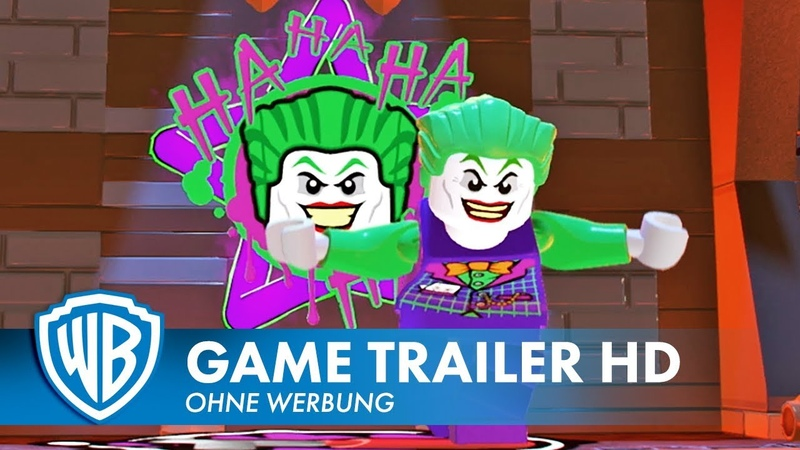 LEGO DC Super Villains – Launch Trailer Deutsch HD German (2018)