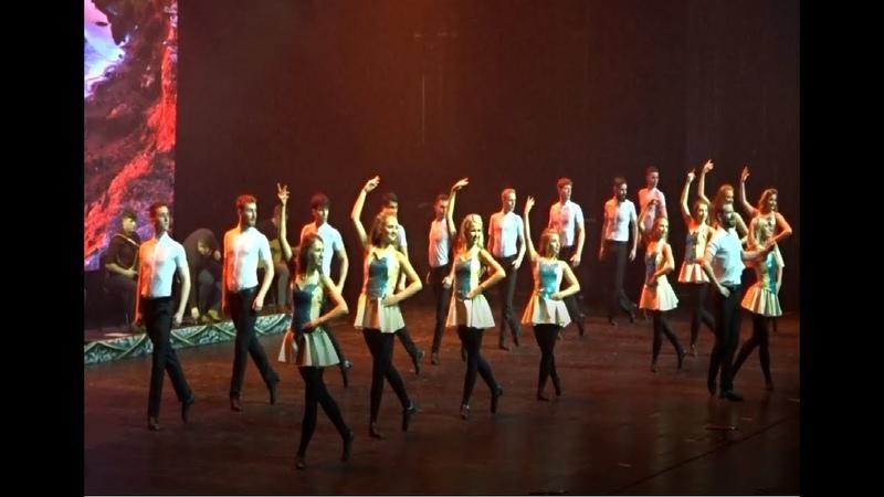 RHYTHM of the DANCE. MOSCOW. ИРЛАНДСКИЙ СТЕП 2018-12-03