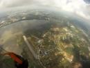 Thai Sky Adventures 2018 Funjump weekend 4-Way Maxim, Stewart, Michel, Atilla. My camera