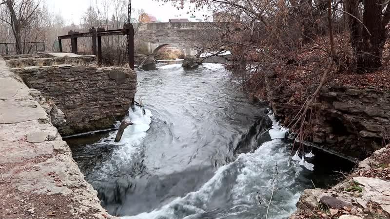 Троекуровская ГЭС 19.11.2018