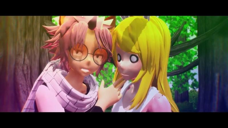 {1000 SUB} (MMDxAU) Fairy Tail- I LUV IT {Model DL}