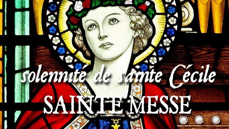 Messe solennelle de Sainte Cécile (Charles Gounod) - LOQUEBAR