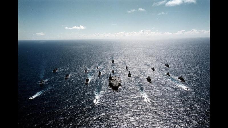 НАТО ГОТОВИТ БЛОКАДУ КРЫМА И КАЛИНИНГРАДА