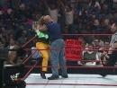 Godfather Val Venis Vs Droz Prince Albert - Tag Team Street Fight - RAW 26.07.1999