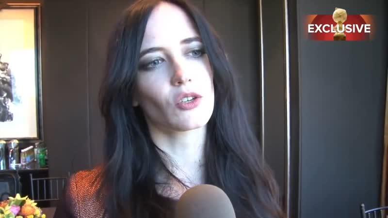 Eva Green Penny Dreadful HFPA Interview