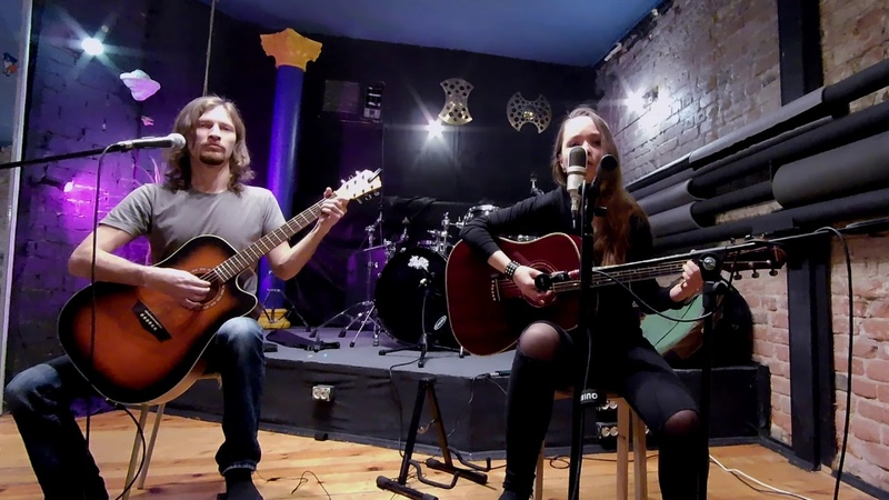 A.P.D.P. - Past Time with Good Company by Blackmore's Night (cover)