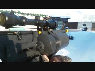 НА ПРОСТОРАХ ИНТЕРНЕТА Самодельная рср винтовка 12 мм