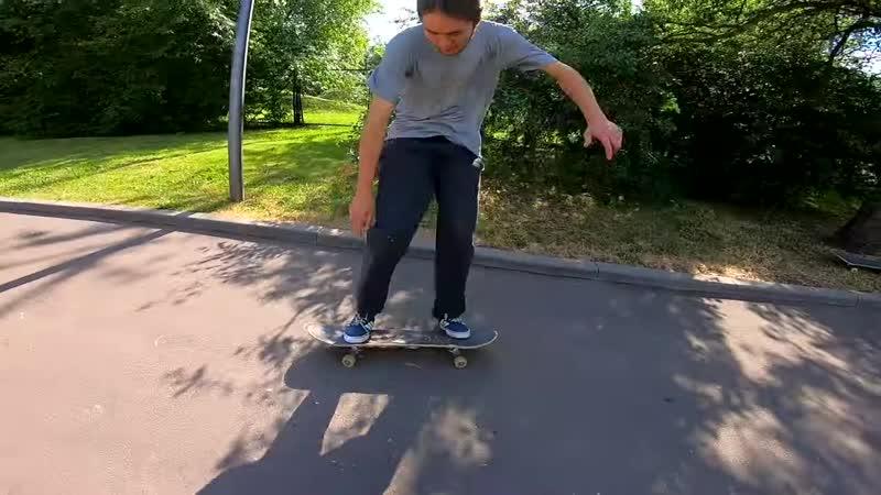 [Braille Skateboarding Russia] Скейтборд против лонгборда! ТРЮКИ НА ЛОНГБОРДЕ!