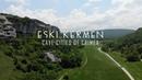 Эски Кермен пещерные города Крыма Eski Kermen cave cities of Crimea DJI Mavic Air Sony FDR X3000
