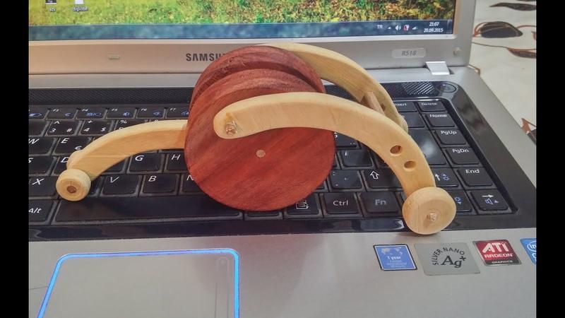 Wooden Toy - Ahşap Oyuncak