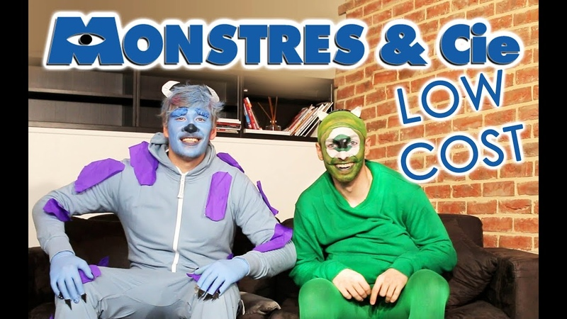 MONSTRES CIE LowCost Alex Ramires Geremy Credeville